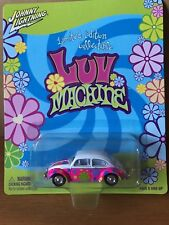 Johnny Lightning Volkswagen Beetle Limited Edition Luv Machine Brand New