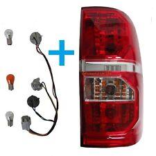 Rear lamp for Toyota Hilux Mk6 on Vigo pickup UK SPEC Fog tail light RH O/S
