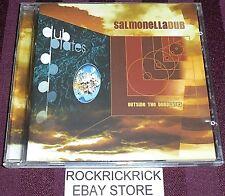 SALMONELLA DUB - OUTSIDE THE DUBPLATES -10 TRACK CD- (VIRGIN 7243 5 40930 2 9)