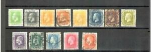 [M186] New Zealand 1915 King George V  classic  collection