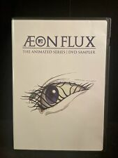Aeon Flux The Complete Animated Collection and Animated Series Dvd Sampler