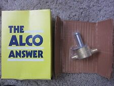"Alco 100RB2F2 1/4"" SAE Solenoid Valve Less Coil, New"