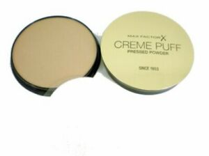 Maxfactor creme puff pressed powder various shades