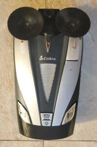 Cobra XRS - 9930 Radar Detector No ac power supply