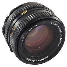 Mamiya-Sekor 80 mm f2.8 n para Mamiya C 645 Super 645 Pro TL M645 1000s (537219)