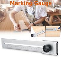 Screw Cutting Vernier Caliper Ruller Mark Marking Gauge Measuring Tool 200mm
