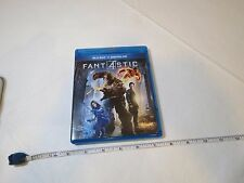 Fantastic Four 4 Blu-ray Disc 2015 EXCELLENT movie blu ray adult owned