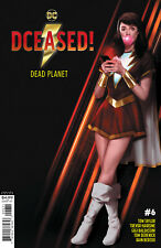 Dceased Dead Planet #6 Oliver Movie Homage Card Stock Variant Dc Comics