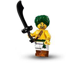 LEGO minifigures serie 16 - GUERRIERO DEL DESERTO - 71013_02