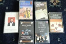 JOB LOT OF  CLASSICAL CASSETTE TAPES