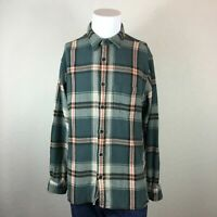 Mens Brooks Brothers Red Fleece XL Long Sleeve Button Up Shirt