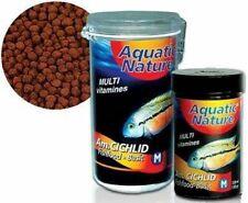 Aquatic Nature American Cichlid Fishfood - Basic M 320ml / 130g / Fischfutter
