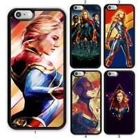 Avengers Captain Marvel Case Cover For Samsung Galaxy Note10 / Apple iPhone iPod