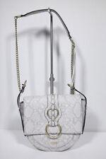 Neu GUESS Damen Schultertasche Crossbody Dixie Bag Tas Leopard 19 (130)