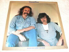"""Crosby-Nash """"Whistling Down The Wire"""" 1976 Rock LP, SEALED!, Original ABC Press"""