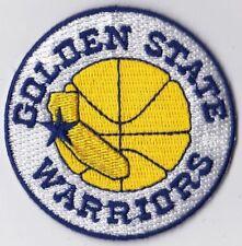 """1988-96 GOLDEN STATE WARRIORS NBA BASKETBALL 2.5"""" TEAM PATCH"""