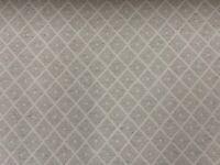 Diamond Jacquard Cream Cotton 150cm wide  Curtain/Craft/Upholstery Fabric