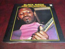 MAGIC SAM BLACK MAGIC DELMARK RECORDS DS-620 RE-ISSUE  LIMITED EDITION VINYL LP