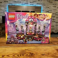 Retired LEGO Friends Set 41105 Pop Star Show Stage New & Factory Sealed