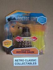 """Doctor Who 3.75"""" Bronze Dalek - Wave 3 - Electronic Glide Action - NEW / SEALED"""