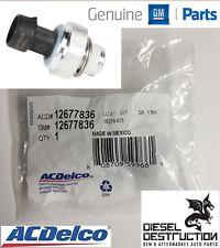 ACDelco GM Original Equipment Engine Oil Pressure Sensor 12677836 / D1846A