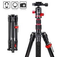 Zomei Camera Tripod Stand Travel Monopod Ball Head for Canon Nikon DSLR Camera
