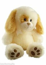Cuddle Barn Nite Brite Pals Musical Glow Puppy Plush Toy Patches CB45834