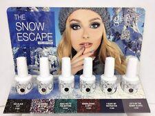 Harmony Gelish Soak-Off Nail Polish- THE SNOW ESCAPE -All 6 Shades 01582-01587