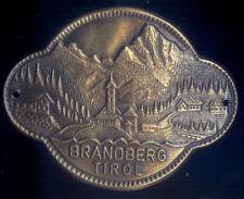 Brandberg Tirol used Walking Stick Stocknagel Mount G1666