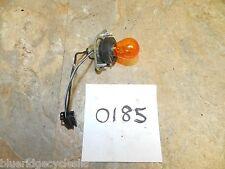 11-12 2011 2012 SUZUKI GSXR 600 OEM TURN SIGNAL BLINKER BULB MOUNT