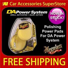 Meguiars DA Power System Polishing Power Pads Brand New 2013 G220v2 Alternative