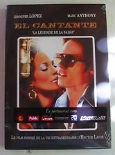 DVD EL CANTANTE - Jennifer LOPEZ / Marc ANTHONY - NEUF