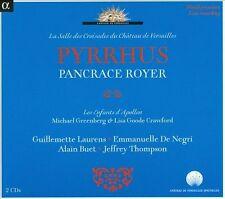 Royer: Pyrrhus, New Music