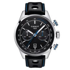 Tissot Alpine on Board Automatic Chrono Black Dial Men Watch T123.427.16.051.00