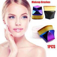 Portable High-Density Seamless Foundation Brush Brush BB Cream Slim Nylon Makeup