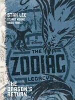 The Disney the Zodiac Legacy: The Dragon's Retur, Stan Lee, New