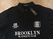 Polo Ralph Lauren Brooklyn Athletic Club Mesh Shirt 2XLT Classic Fit $125 NWT