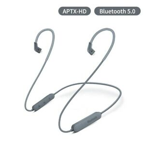 Earphones Wireless Bluetooth 5.0 Upgrade Cable Aptx Hd For As10 Zst Zsn Pro Zs16