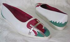 Donald J Pliner Leather Moccasins  shoes Size 9.5 M