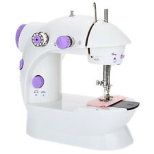Portable 2 Speed Mini Sewing Machine US Plug For Beginners Kids Adults DIY