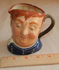 """Royal Doulton Toby Char Jug Mug 4.5"""" Fatboy Discontinued"""