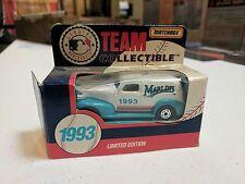Matchbox White Rose '39 Chevy 1993 MLB Florida Marlins Die Cast Truck Orig Box