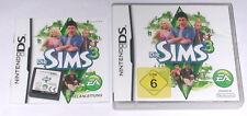 Spiel: DIE SIMS 3 für den Nintendo DS + Lite + Dsi + XL + 3DS 2DS
