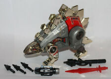 1985 Transformers Dinobot Snarl Dinosaur 100% Complete & Clean Action Figure