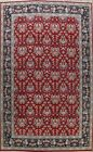 Vintage Floral Aubusson Oriental Area Rug Hand-knotted Palace Size Carpet 12x18
