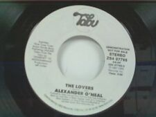 "ALEXANDER O'NEAL ""THE LOVERS / SAME"" 45 NEAR MINT PROMO"
