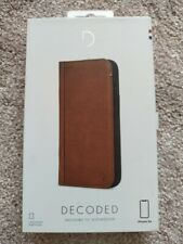 Decoded Leather Wallet Case for iPhone XR RRP £59.95