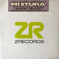 """MISTURA FT TAANA GARDNER - SWEET MAGIC  (12"""") (G++/VG-)"""