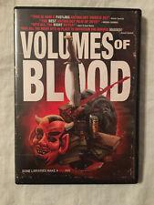 Volumes of Blood DVD horror anthology