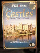 Castles Of Great Britain & Ireland Box Set [ 3 x DVD's] - New & Sealed